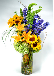 Sunny Days from Mockingbird Florist in Dallas, TX