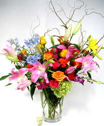 Dallas delivery of Couture Flowers and floral arrangements.
