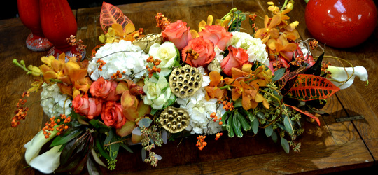 Stylish Holiday Arrangement Start  from Mockingbird Florist in Dallas, TX