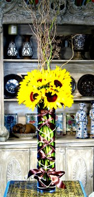 French Sunflowers from Mockingbird Florist in Dallas, TX