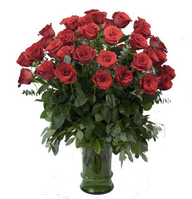 Interent Special 48 Of Our best Long Stem Roses   from Mockingbird Florist in Dallas, TX