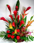 Sympathy and Funeral Selections to send to friends, family and associates including sympathy flowers, plants, easel sprays, wreaths, baskets all from your Dallas Florist, Mockingbird Florist