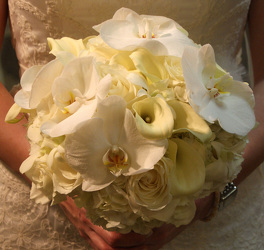 Wedding Bouquet from Mockingbird Florist in Dallas, TX