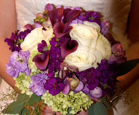 Bridesmaids Bouquets WB-15 from Mockingbird Florist in Dallas, TX