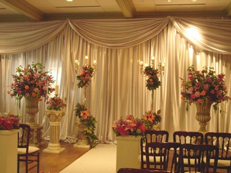 Brookhollow Country Cub Oak Room from Mockingbird Florist in Dallas, TX