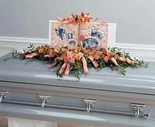 Loves Journey Sympathy Basket From Mockingbird Florist In Dallas Tx